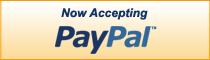 Теперь мы принимаем PayPal!